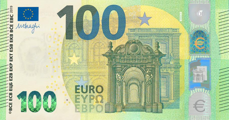 100 U U 004 Draghi