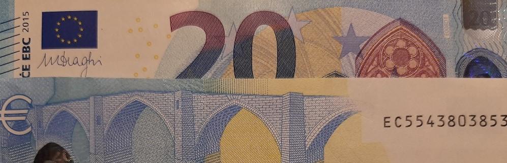 20 E E 008 Draghi - Collection EUROPE