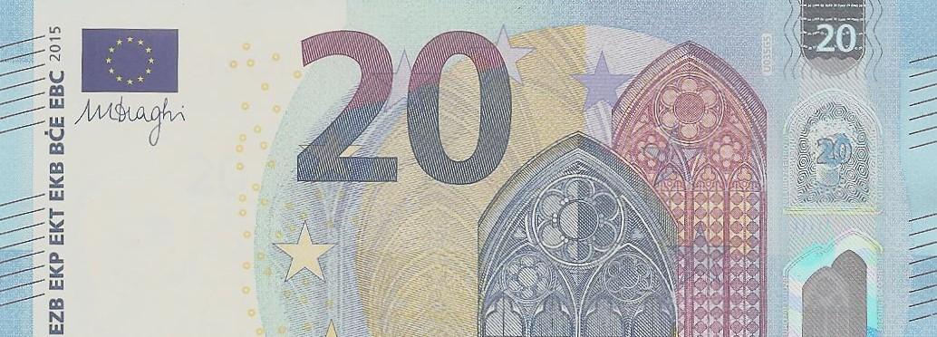 20 U U 035 Draghi - Collection EUROPE