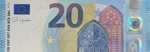 20 U U 038 Lagarde - Collection EUROPE