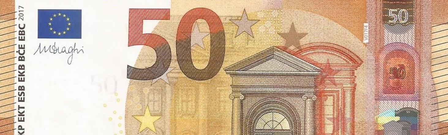 50 V V 017 Draghi Collection EUROPE