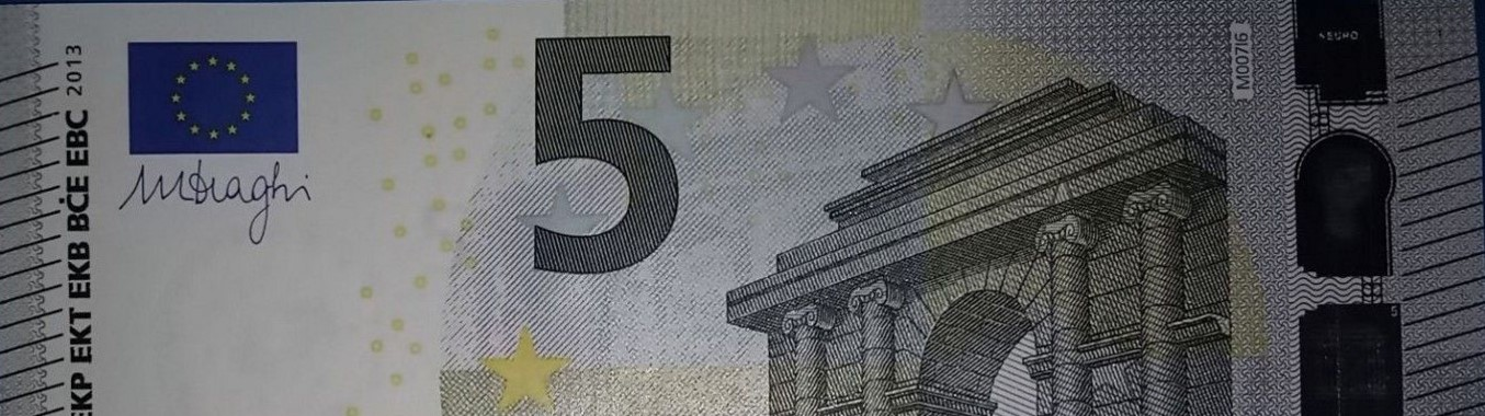 5 M M 007 Draghi - Collection EUROPE