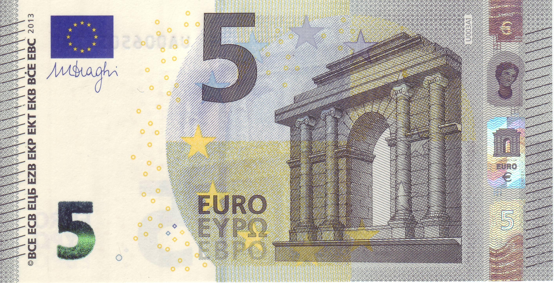 5 U U 003 Draghi