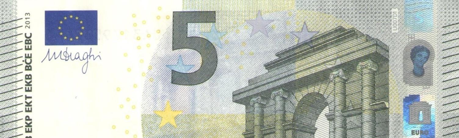 5 U U 007 Draghi