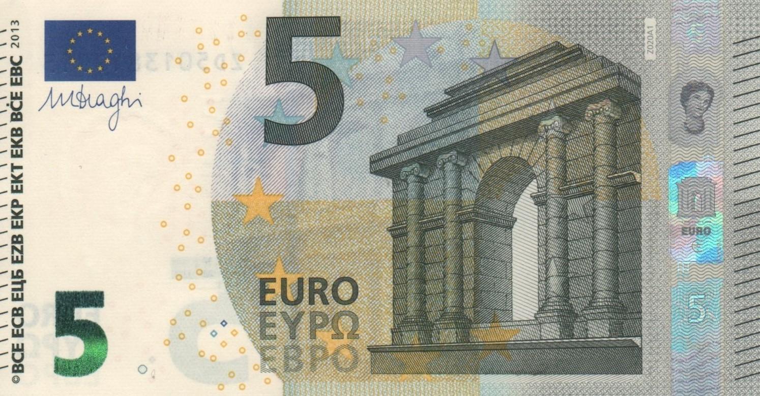 5 Z Z 020 Draghi