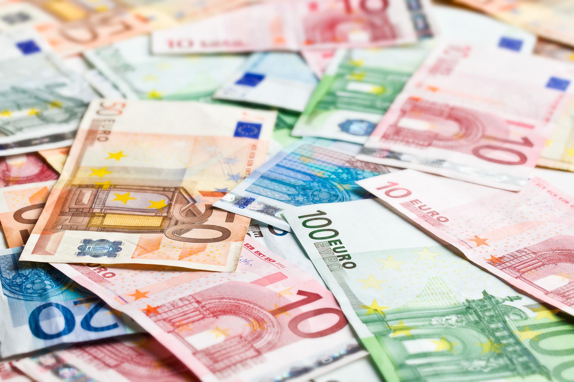Les billets Euros rares