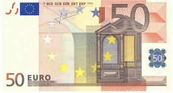 50 X P 023 A3 Trichet - X48601456625 (9/10 - AU-UNC - SPL+)